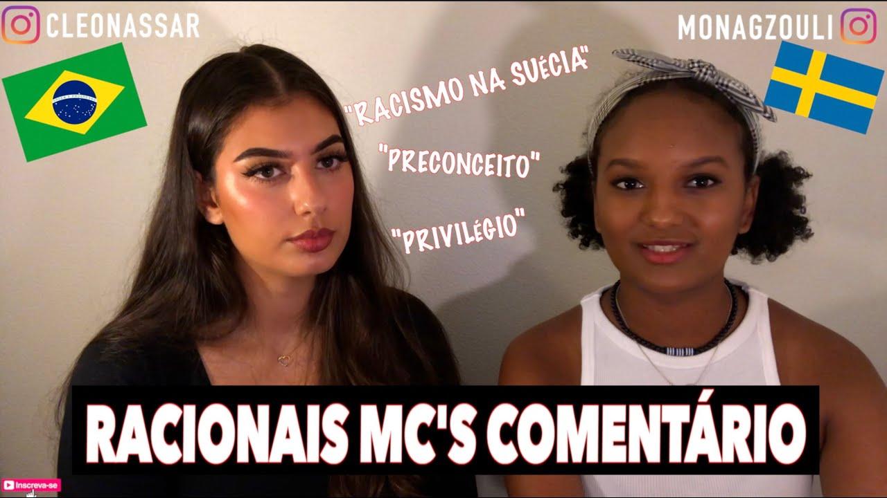 GRINGAS REAGINDO A RACIONAIS MC'S | NEGRO DRAMA | JESUS CHOROU | COMENTÁRIO IMPORTANTE!