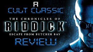 Why The Chronicles of Riddick Escape From Butcher Bay Is A CLASSIC