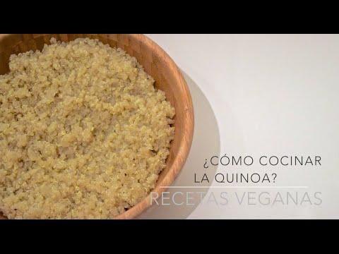 C mo cocinar la quinoa viyoutube for Cocinar la quinoa