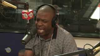 Uncle Murda Freestyles on Funk Flex