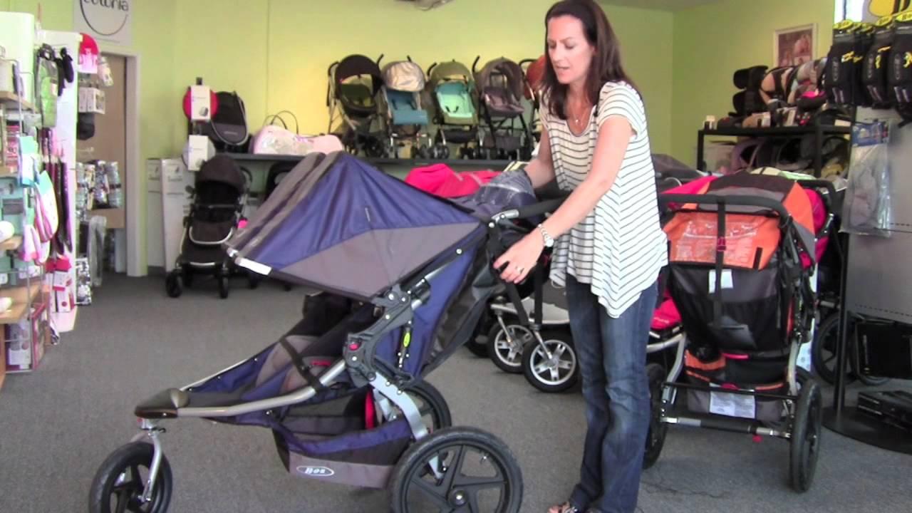 Bob Revolution SE Duallie Stroller 2011
