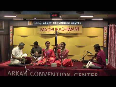 Arkay Convention Center's VII Anniversary -  Anahitha and Apoorva Vocal Duet