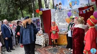 Образование подворье. День Воловского района 2019