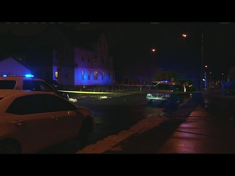 Man killed in Springfield shooting; city's 1st homicide of 2017