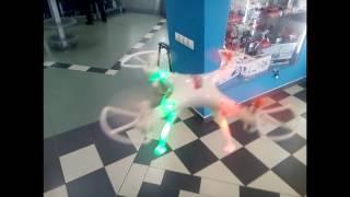 видео Квадрокоптер x-king оптом