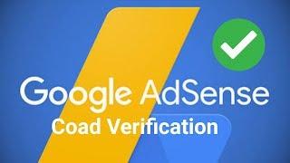Google Adsense verification process in hindi || Youtube - google adsense pin verification complete