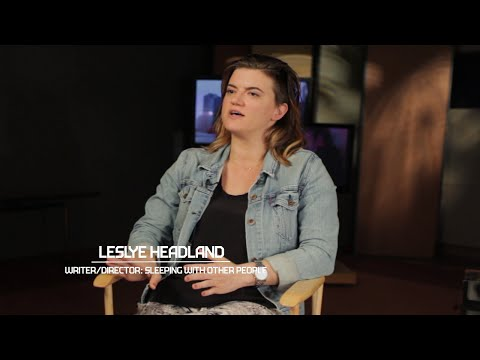 Leslye Headland on Sleeping With Other People | SIFF TV