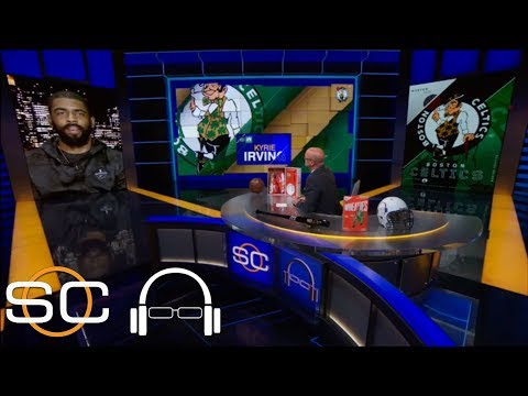 Kyrie Irving gushes over Celtics teammates: 'I'm nothing but proud of them' | SC with SVP | ESPN
