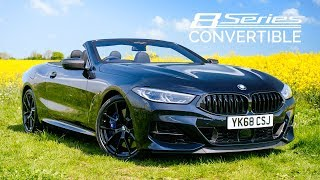 BMW M850i Convertible Road Review Carfection 4K
