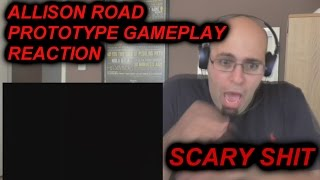 Allison Road Gameplay REACTION
