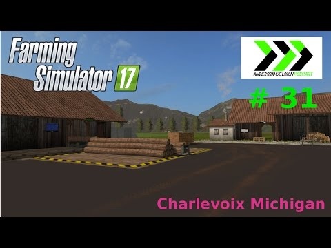 Charlevoix Michigan Let's Play #31 - Lots of factories