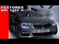 2017 BMW 540i M Sport Features & Options