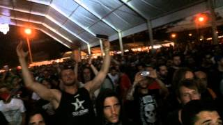 Strung Out @ Resurrection Fest 2015 (Spain) Too close to see + Everyday