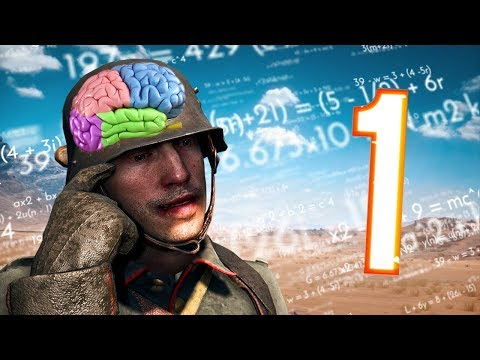 SMARTEST MOMENTS IN BATTLEFIELD 1 (BF1 9001 IQ PLAYS)