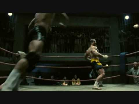 great fight--Uri Boyca