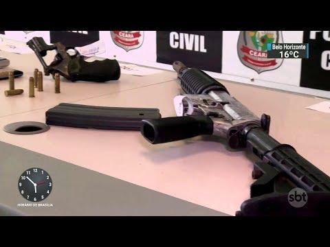 Polícia prende quadrilha que aliciava menores para o tráfico | SBT Notícias (05/10/17)