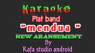"Download plat band ""mendua"" karaoke tanpa vokal cover fl studio mobile"