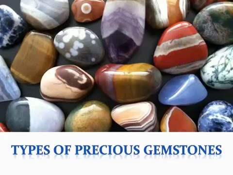 Types of Semi Precious Gemstone