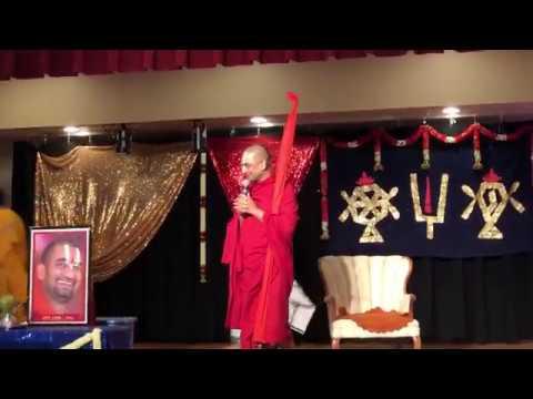 HH Chinna Jeeyar Swamiji Albany Visit December 2017 - Part 3