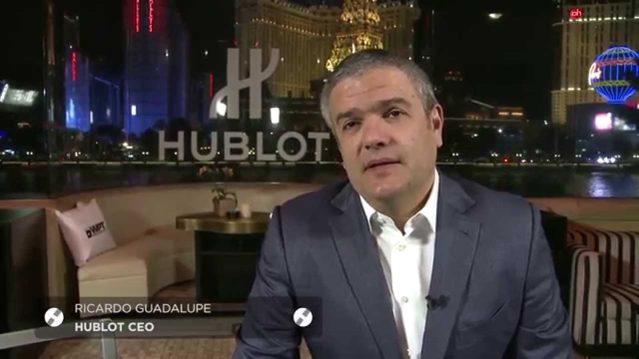 Hublot into the world of poker players