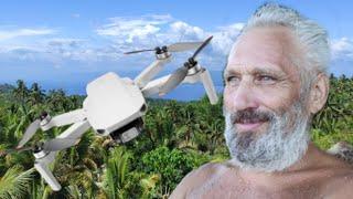 Обратно в зону комфорта Наконец то новый дрон