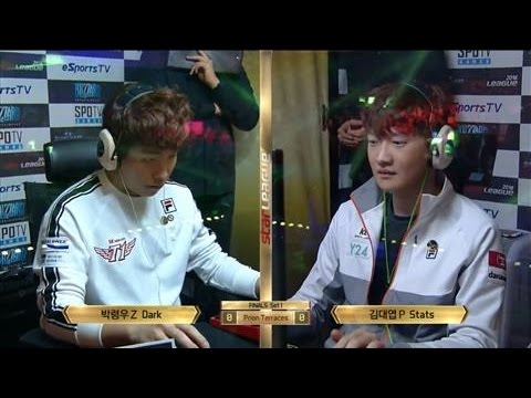 StarCraft: South Korea's Unofficial National Sport