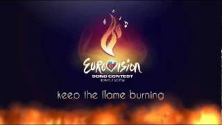 Eurovision 2012 Baku design