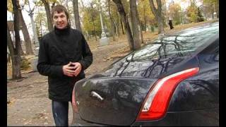 тест Jaguar XJ (Игорь Бурцев)