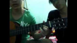 Tinh Dau Chua Nguoi  guitar(Se^n' nhu he^n' =))  )