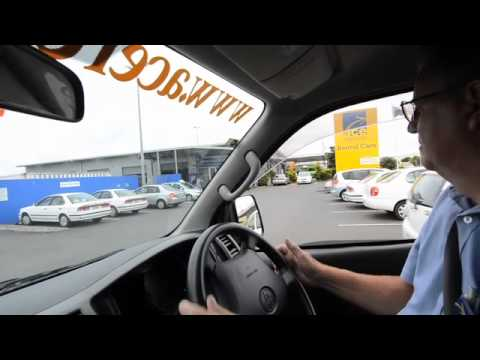 Ace Rental Cars - Auckland Airport Pickup Procedures