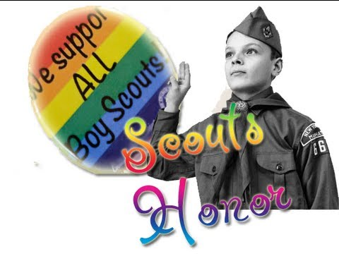 Scouts Honor Gay 70