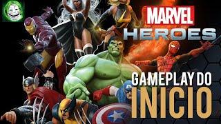 Marvel Heroes 2015 : Action RPG ONLINE GRATUITO da MARVEL!! - PC Gameplay PT-BR | Intro legendada