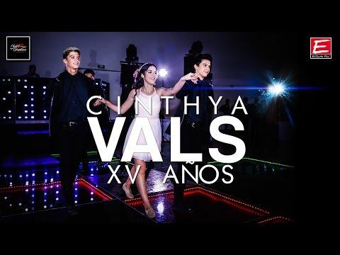 VALS XV AÑOS CINTHYA con HEARTBREAKERS