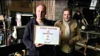 Последний день съемок «Гарри Поттера»