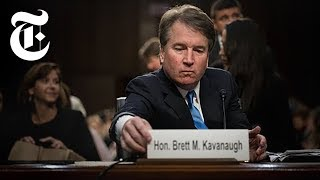 Full Video: Day 3 of Brett Kavanaugh's Confirmation Hearings