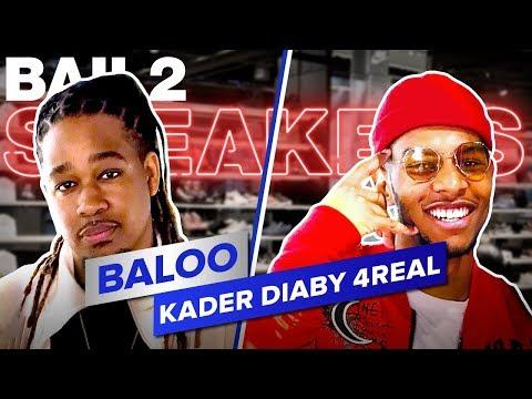 KADER DIABY 4REAL - Bail 2 Sneakers