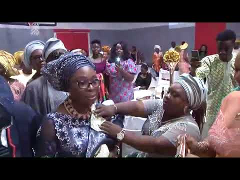 King Solomon & The Unified Band At PA Osunkoya Birthday A Full coverage