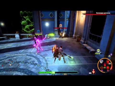 Прохождение Dragon Age Inquisition - часть 1:В кандалах...(Nightmare)