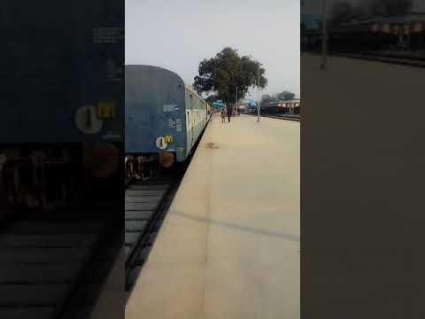 Bahraich Railway station Gauge conversion
