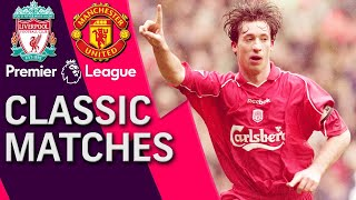 Liverpool v. Man United | PREMIER LEAGUE CLASSIC MATCH | 3.31.01 | NBC Sports