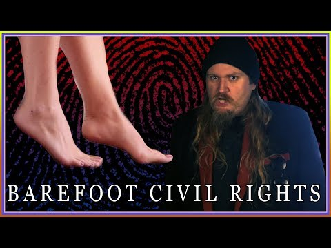 TRIGGERED - Barefoot Civil Rights, My Predictions For The Future (FEB 15, 2018)