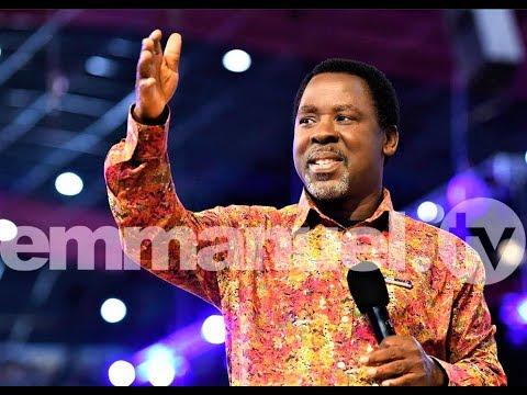 SCOAN 24/06/18: TB Joshua's Message | Live Sunday Service