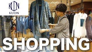 【KUON POP-UP STORE】新宿でお買い物