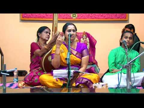 Om Namah Shivaya - A Sangeeta Upanyasam By Smt. Vishaka Hari- I