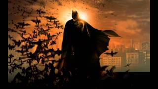 Batman Theme - Batman Begins Complete Score (No SFX)