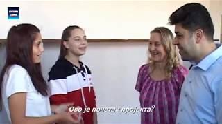 """Predstavnici Turskog kulturnog centra u poseti OS """"Olga Milosevic"""" 21.9.2018"""