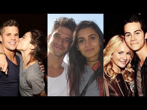 Teen Wolf ... And Their Real Life Partners