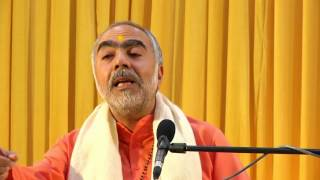 Secrets for a Happy Life  from the Bhagavad Gita - Talk by Swami Swaroopananda