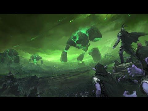 История World of Warcraft - Возвращение пылающего легиона