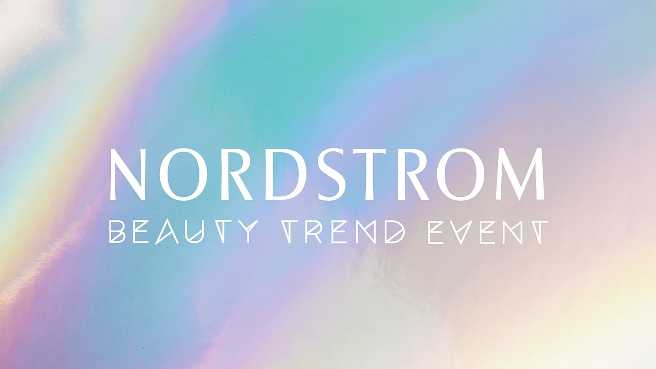 Image result for nordstrom beauty trend week